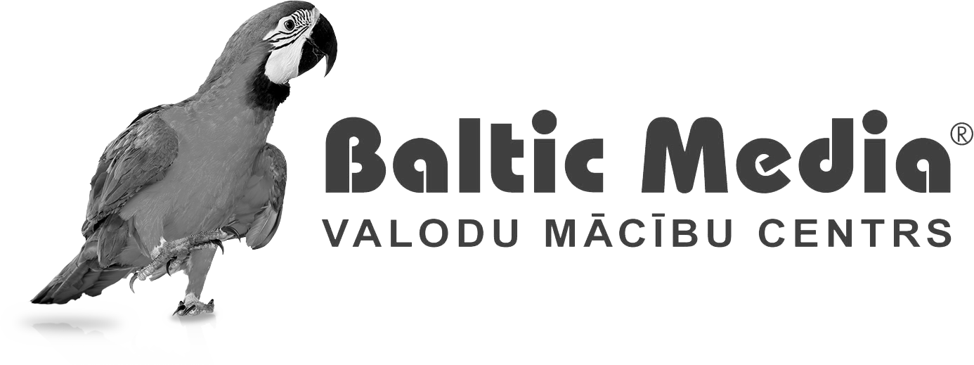 Baltic Media valodu kursi