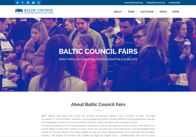 Balticcouncilfairs
